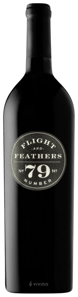 Flight & Feathers No. 79 Cabernet Sauvignon Rutherford Napa Valley 2017