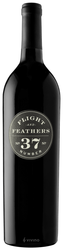 Flight & Feathers No. 37 Cabernet Sauvignon Rutherford Napa Valley 2017