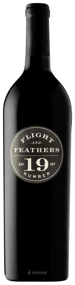 Flight & Feathers No. 19 Cabernet Sauvignon Napa Valley 2016