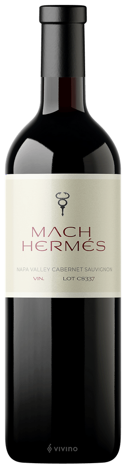 Mach Hermés Lot CS337 Cabernet Sauvignon Napa Valley 2015
