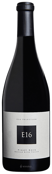 E16 Selection Pinot Noir Russian River Valley 2015