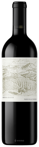Orinda Hayes Reserve Proprietary Red Napa Valley 2015