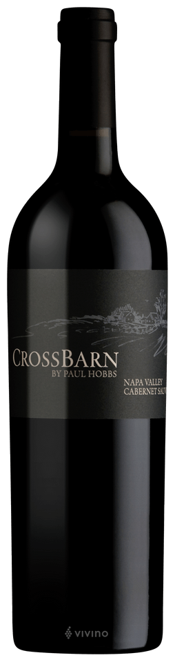 Paul Hobbs Crossbarn Cabernet Sauvignon Napa Valley 2015