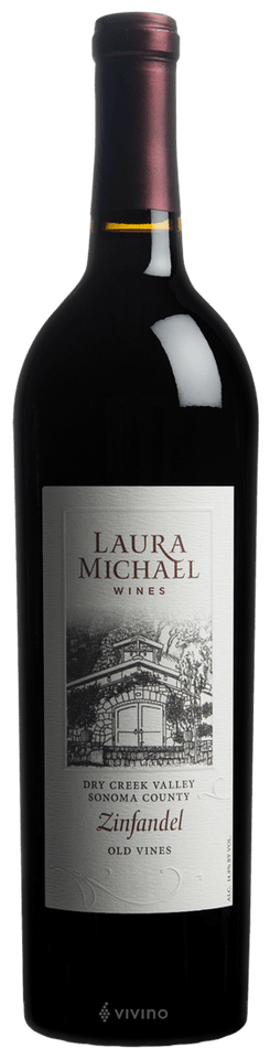 Laura Michael Roost Vineyard Zinfandel Dry Creek Valley 2014