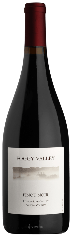 Foggy Valley Russian River Valley Pinot Noir 2012