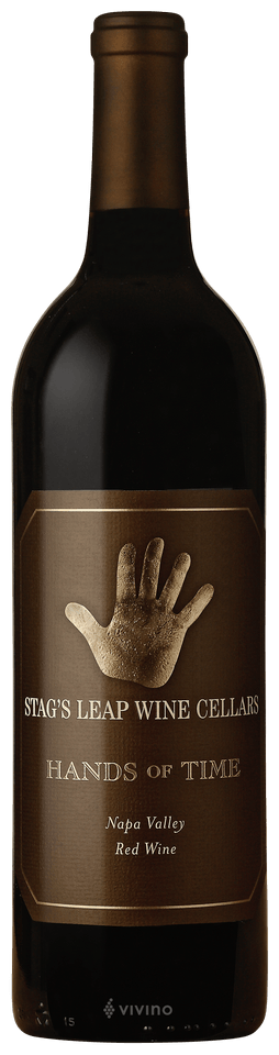 Stags Leap Wine Cellars Hands of Time Napa Valley 2014