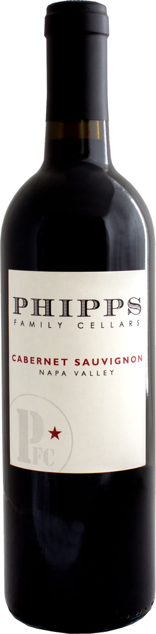 Phipps Family Cellars Cabernet Napa Valley 2015