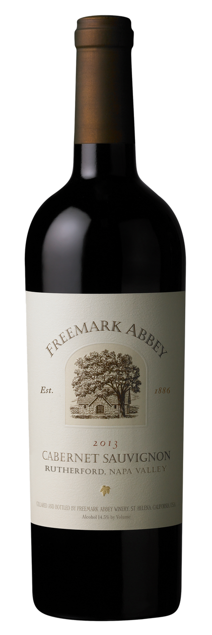 Freemark Abbey Cabernet Sauvignon Rutherford Napa Valley 2013