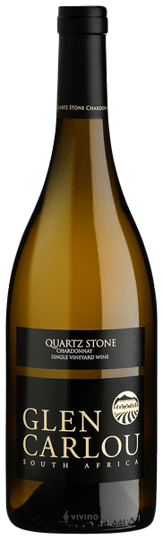 Glen Carlou Quartz Stone Chardonnay South Africa 2017