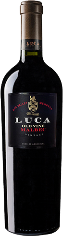 Luca Old Vine Malbec Uco Valley Argentina 2015