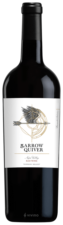 5 Arrows Quiver Terroir Select Proprietary Red 2016