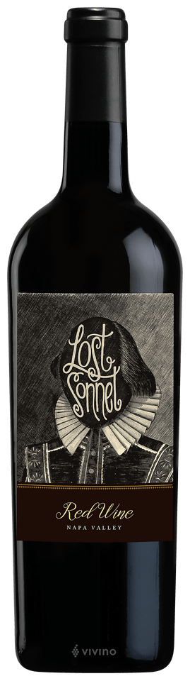 Lost Sonnet Proprietary Red Napa Valley 2016