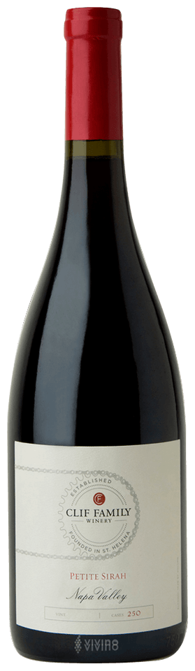 Clif Family Petite Sirah Napa Valley 2014