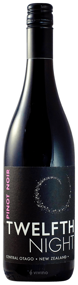 Twelfth Night Pinot Noir Central Otago New Zealand 2013