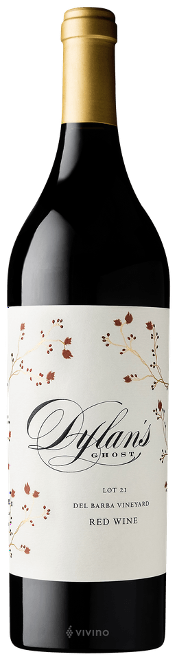 Dylan's Ghost Del Barba Red Blend Lot 21 California 2016