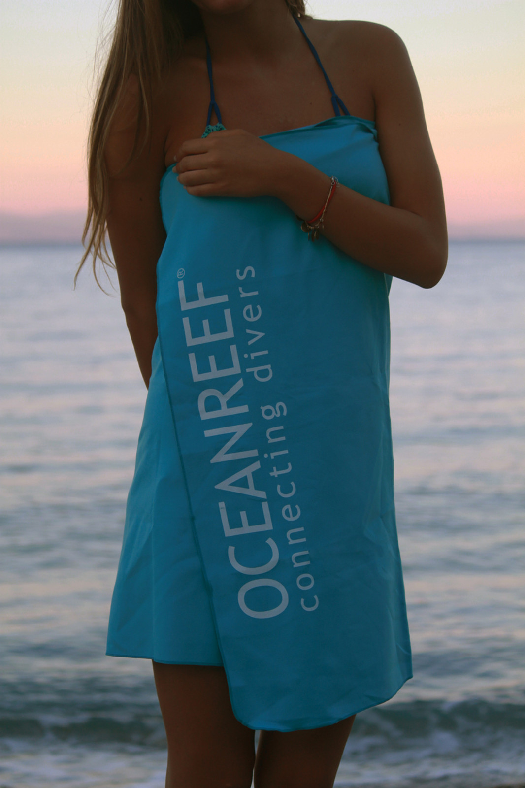Ocean Reef Towel