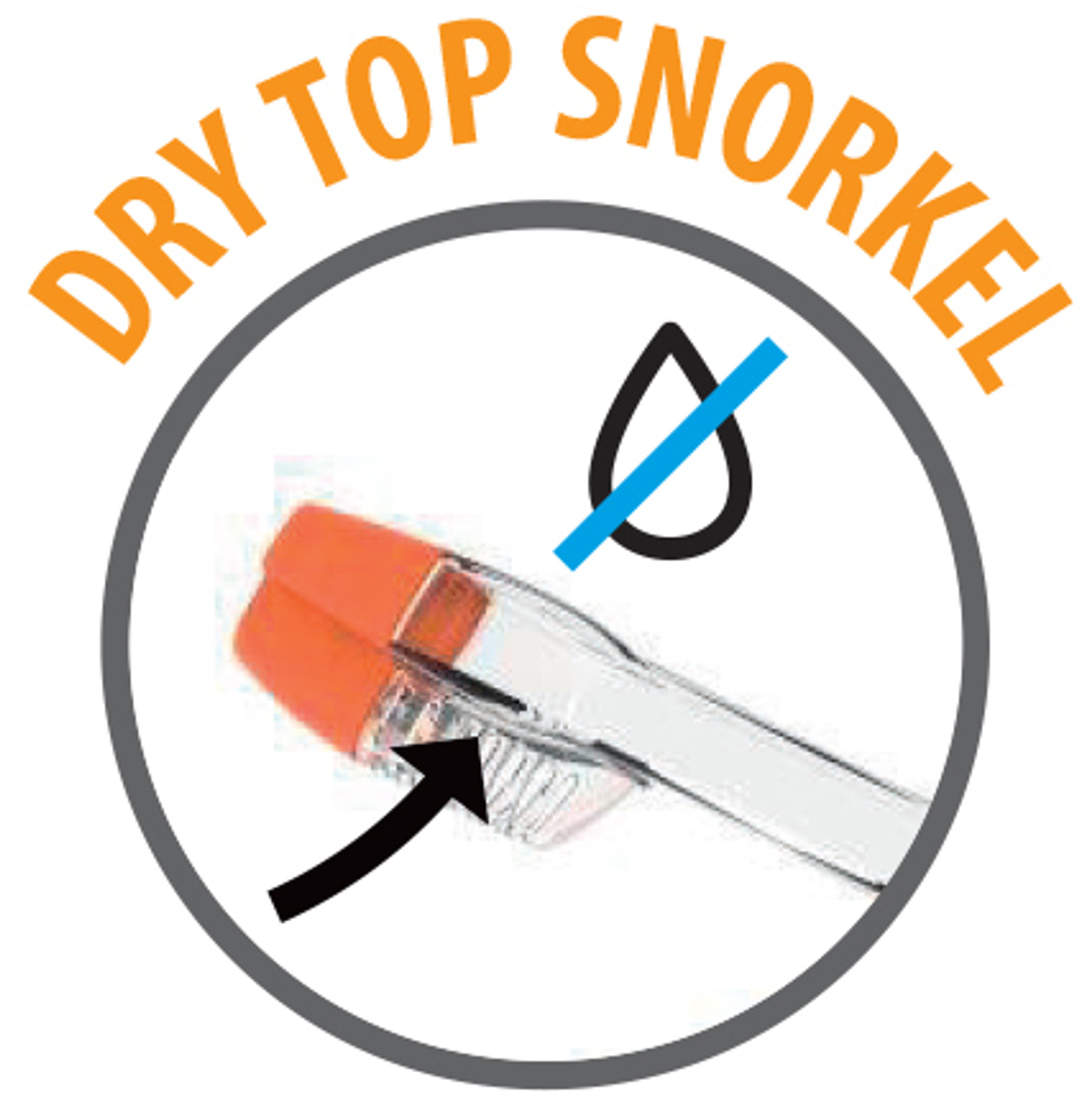 Aria Extra Snorkel