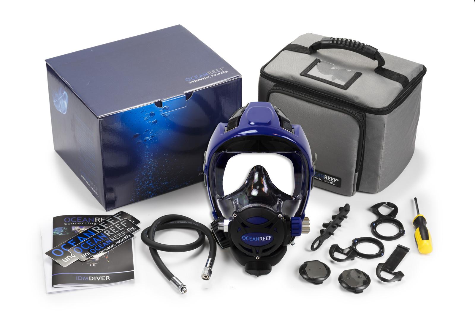 Space Extender - IDM - Cobalt/Cobalt