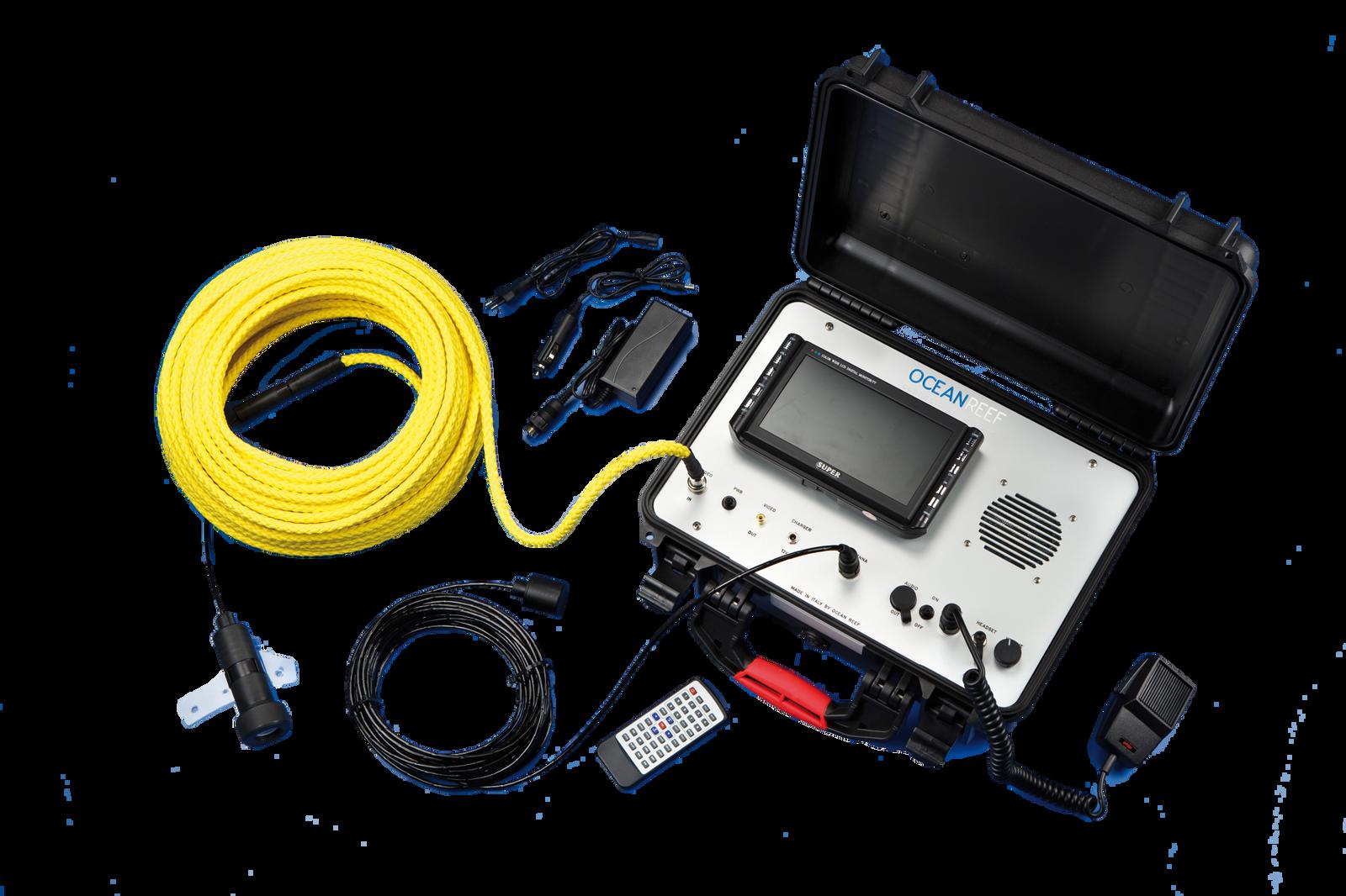 GAMMA 105 Audio Video u/w COM System