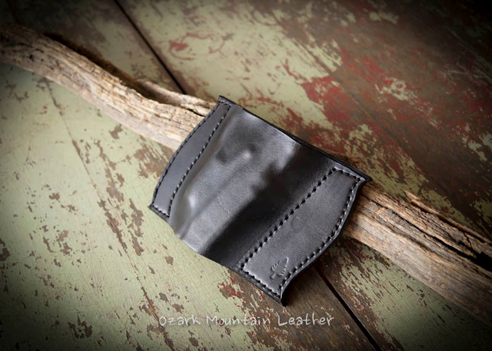 Style 3 Leather holster for Small to medium frame