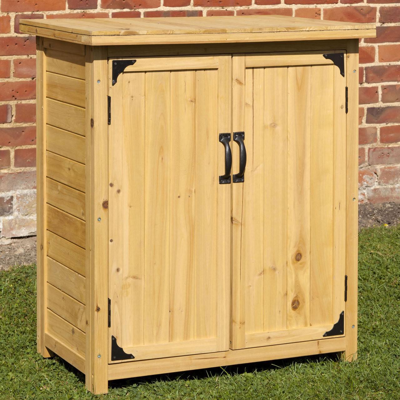 Veg Trug Wooden Garden Storage Box Mr Middleton Garden Shop