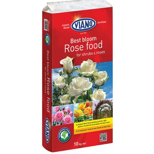Rose Food Viano Best Bloom