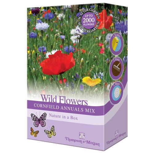 WILD FLOWERS CORNFIELD MIX