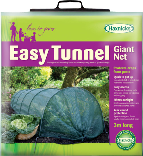 Giant Easy Net Tunnel