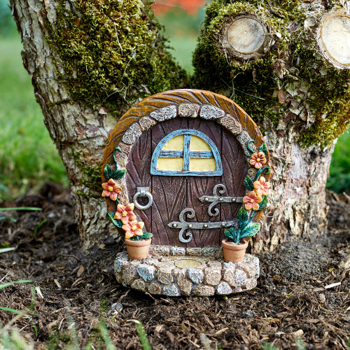 FAIRY AND ELF DOOR