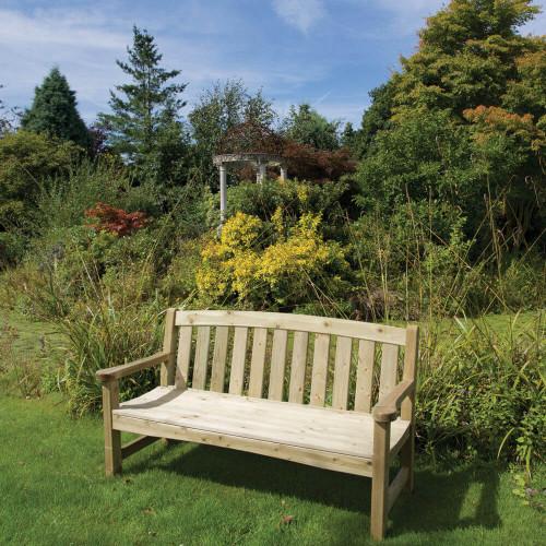 Mr Middleton Lifetime 2 Seater Bench