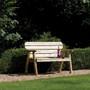 Mr Middleton Garden Bench 4ft