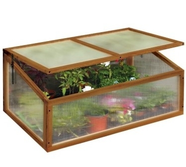 Greenhouse & Coldframe