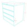 12-Piece Red Garage Cabinet Set (12006)