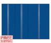 9' Blue Lockers set (3002)