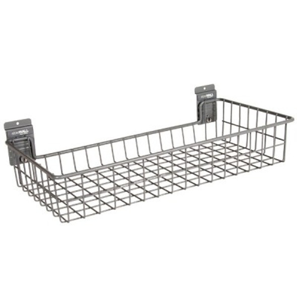 StoreWall Heavy Duty Shallow Basket