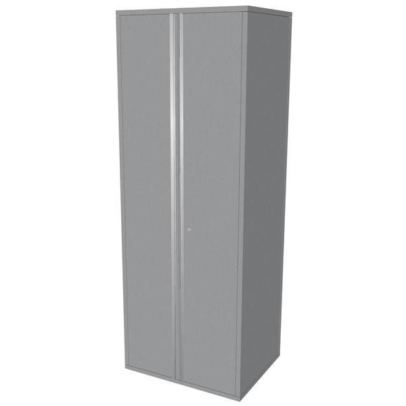 """Saber silver 30"""" storage locker cabinet"""