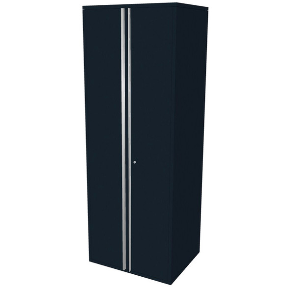 "Saber black 30"" storage locker cabinet"