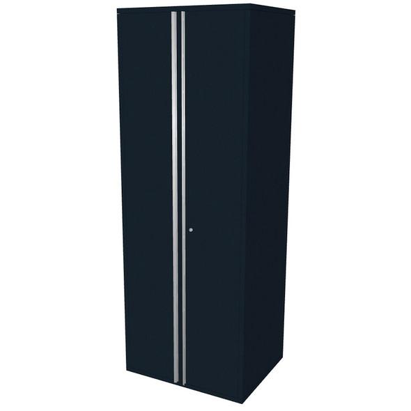 """Saber black 30"""" storage locker cabinet"""