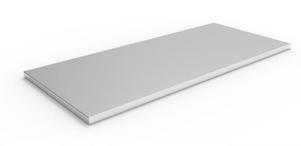 Stainless Steel top for 3 base units