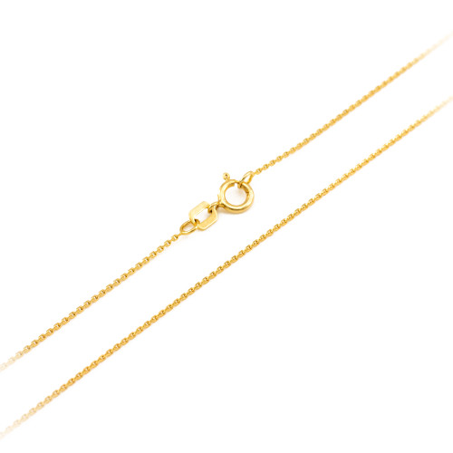Yellow Gold Rolo Chain