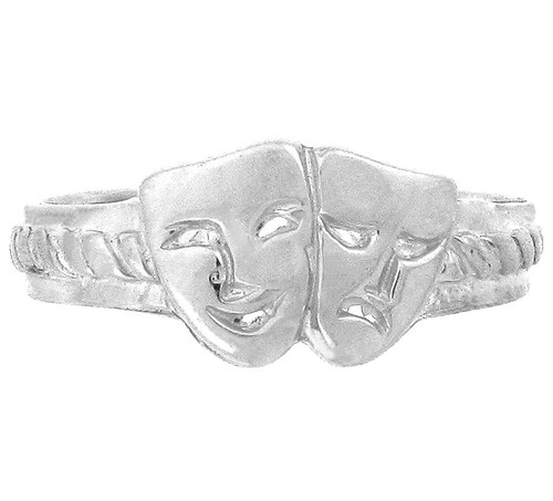 925 Sterling Silver Drama Toe Ring