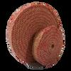 Sisal Buffing Wheel, Oil Treated