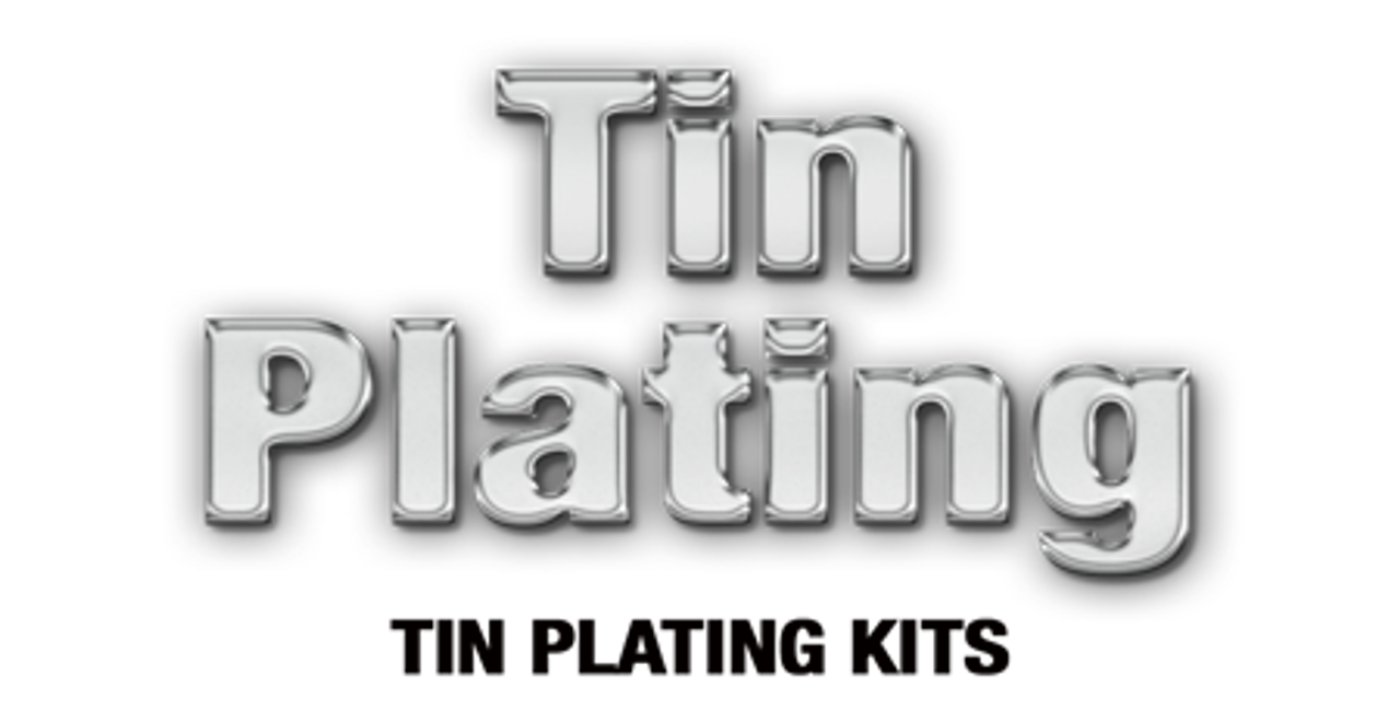 Electroplating - Tin Plating - Caswell Europe