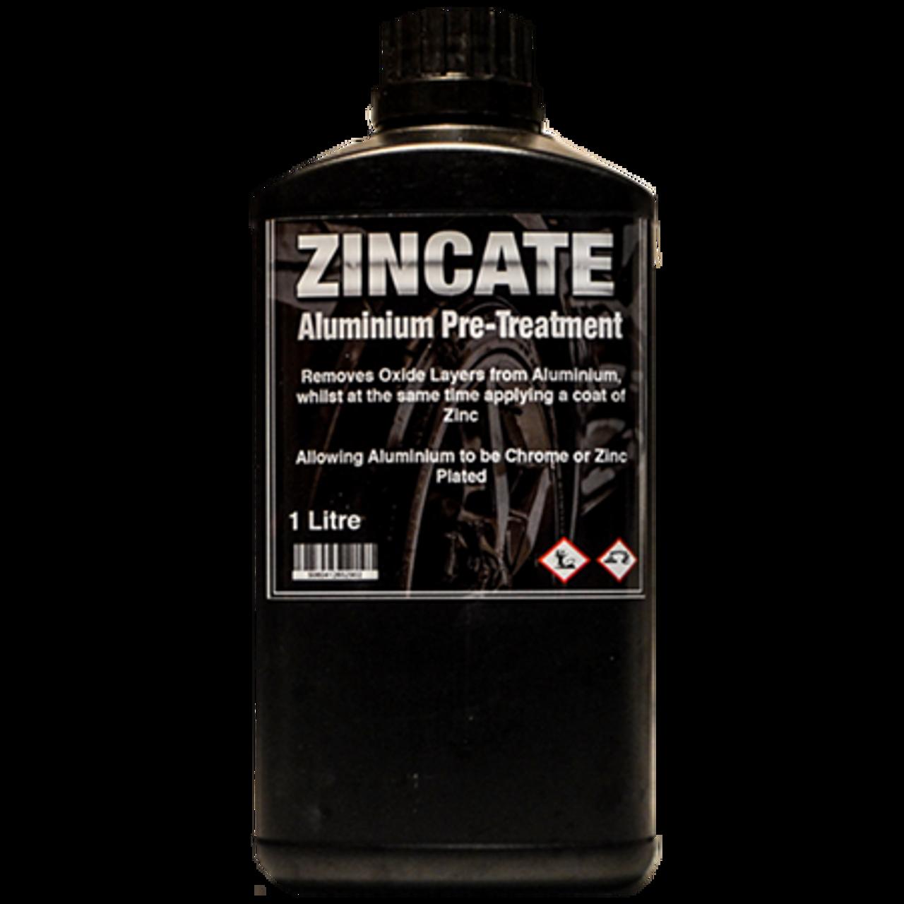 Zincate (For Chroming Aluminium) - Caswell Europe