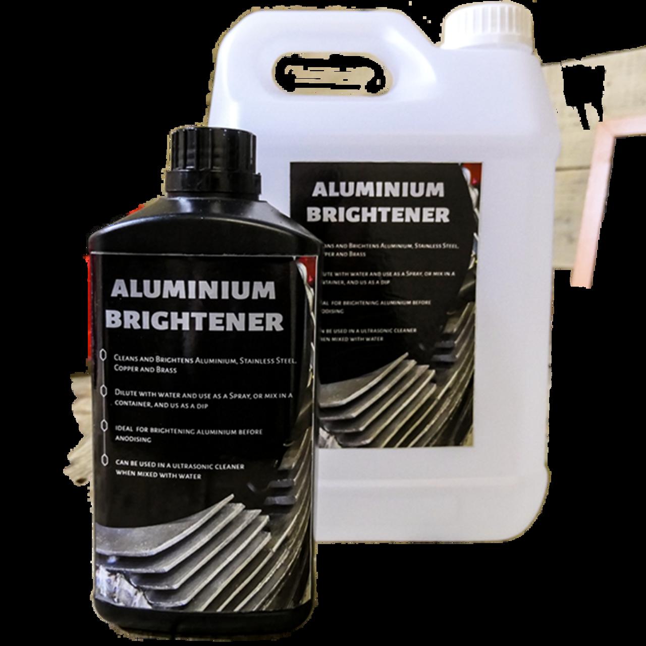 Aluminium Brightener Concentrate - Caswell Europe
