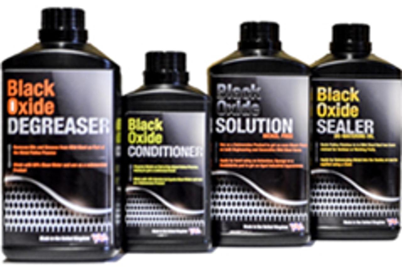 Black Oxide/Parkerizing