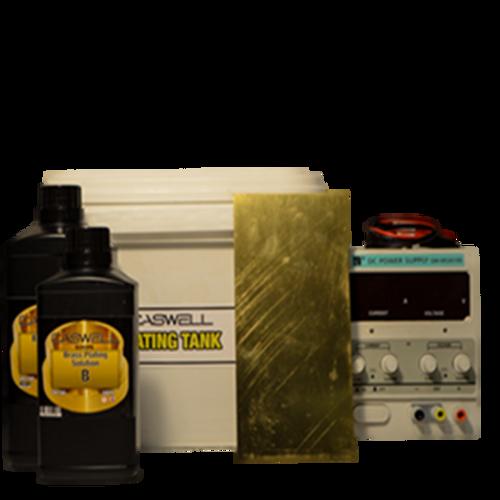 Brass Plating Kit