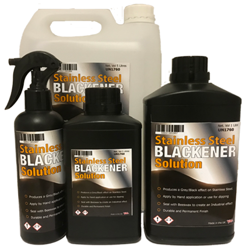 Stainless Steel Blackener