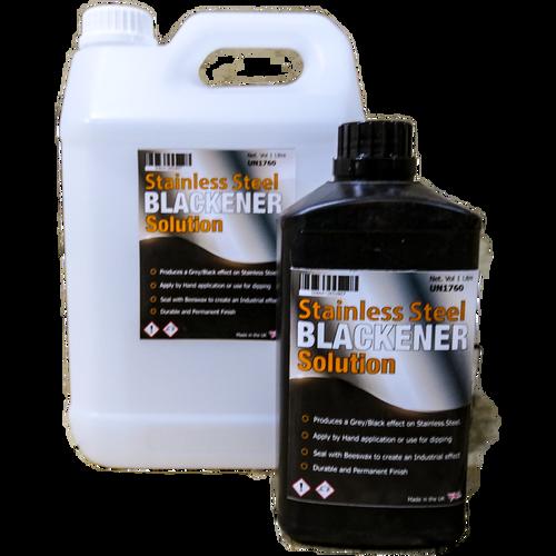 Stainless Steel Blackener