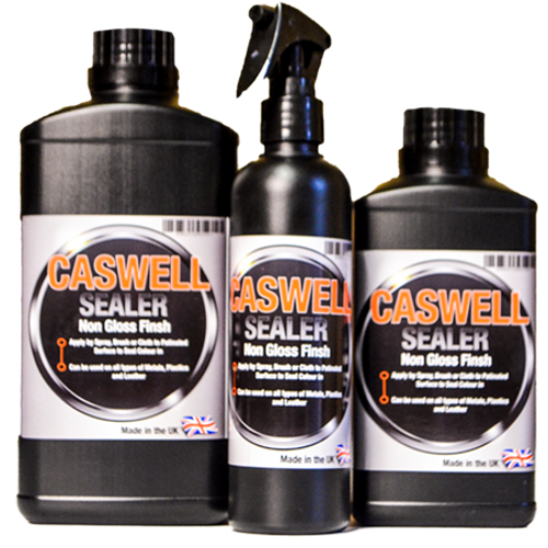 Caswell Patina Sealer (Satin Finish)